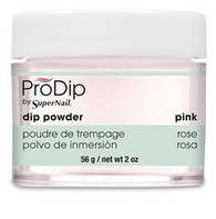 Super Nail Pro Dip Powder - Pink 2 oz. (Acrylic Dipping System)