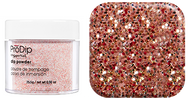 Super Nail Pro Dip Powder - New Year Sparkles .9 oz. (Acrylic Dipping System)