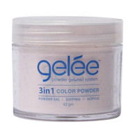 Lechat Gelee 3 in 1 Color Powder - Barely Pink GCP01