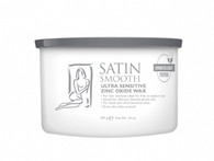 Satin Smooth Pot Wax - Ultra Sensitive Zinx Oxide Wax
