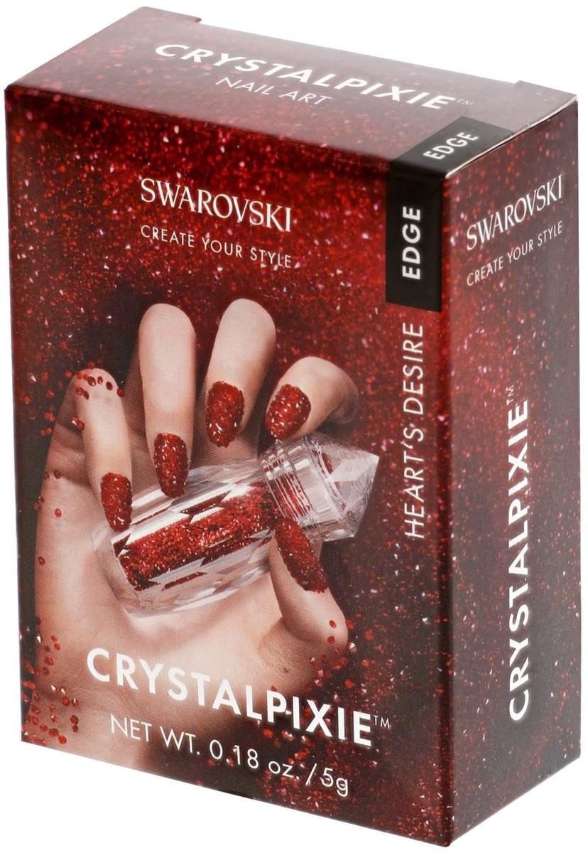 b99cc8b3c Swarovski Crystal Pixie Heart's Desire Rhinestone Crystals Nail Art ...