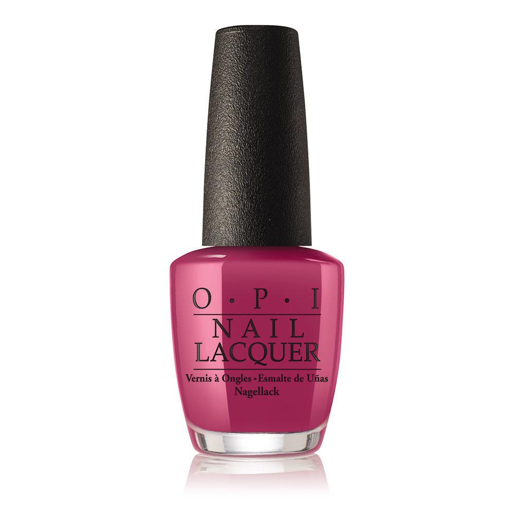 OPI Aurora Berry-alis I64 Nail Polish Purple Pink Iceland Collection