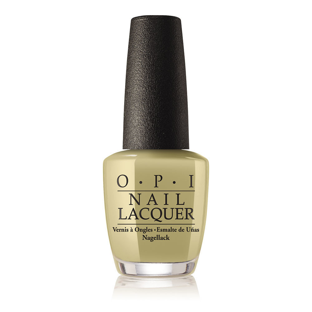 Opi This Isnt Greenland I58 Nail Polish Olive Green Iceland Collection