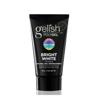 Harmony Gelish Polygel - Bright White 2 oz.