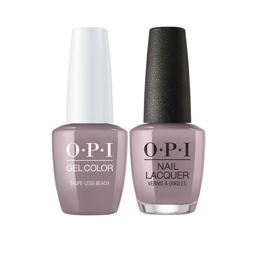 OPI Iconic Duo - Taupe-less Beach