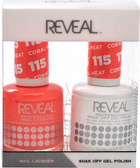 Harmony Reveal - 115 Coral Heat