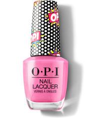 OPI Nail Polish - Pink Bubbly (P50)