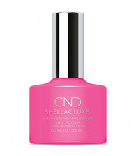 CND Shellace Luxe - Hot Pop Pink #121 (.42 oz.)