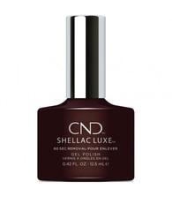 CND Shellace Luxe - Dark Dahlia #159 (.42 oz.)
