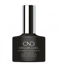 CND Shellace Luxe - Black Pool #105 (.42 oz.)