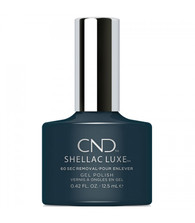 CND Shellace Luxe - Indigo Frock #176 (.42 oz.)