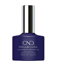 CND Shellace Luxe - Eternal Midnight #254 (.42 oz.)