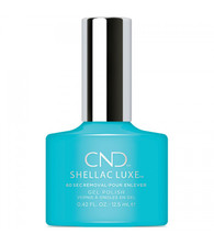 CND Shellace Luxe - Aqua-Intance #220 (.42 oz.)