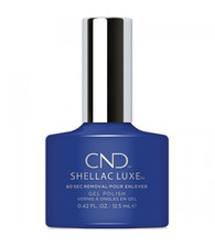 CND Shellace Luxe - Blue Eyeshadow #238 (.42 oz.)
