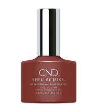 CND Shellace Luxe - Oxblood #222 (.42 oz.)