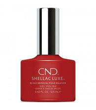 CND Shellace Luxe - Brick Knit #223 (.42 oz.)