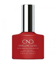 CND Shellace Luxe - Brick Knit #223 (.42 oz.)