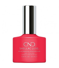 CND Shellace Luxe - Lobster Roll #122 (.42 oz.)