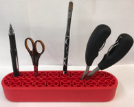 Multi-functional Tool Holder - Red