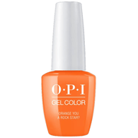 OPI Gelcolor - Orange You a Rock Star? (GC N71)