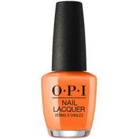 OPI Nail Polish - Orange You a Rock Star? (NL N71)