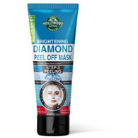 Hollywood Style - Diamond Gluta Scrub White Effect