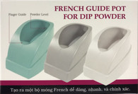 Dipping Powder - French Guide Pot