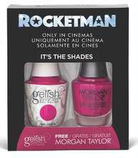 Harmony Gelish Two of a Kind - It's the Shades (Rocketman Collection)