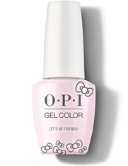 OPI Gelcolor - Let's Be Friends (GC H82)