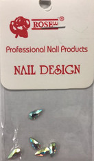 Starlight Nail Art - Drop Crystals AB Rhinestones