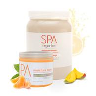 Spa Organics Moisture Mask - Mandarin & Mango (128oz)