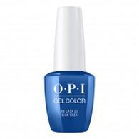 OPI Gelcolor - Mi Casa es Blue Casa (GC M92)