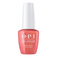 OPI Gelcolor - Mural Mural on the Wall (GC M87)
