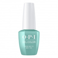 OPI Gelcolor - Verde Nice to Meet You (GC M84)