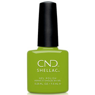 CND Shellac - Crisp Green (Autumn Addict Collection)