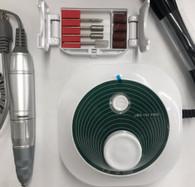 Electric Drill E File - Nail Master JMD-102 Pro (White)