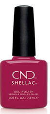 CND Shellac - How Merlot (Cocktail Couture Collection)