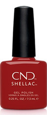 CND Shellac - Bordeaux Babe (Cocktail Couture Collection)
