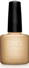 CND Shellac - Get That Gold (Cocktail Couture Collection)