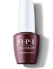 OPI Gelcolor - Complimentary Wine (GC M112)