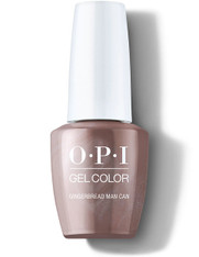 OPI Gelcolor - Gingerbread Man Can (HP M06)