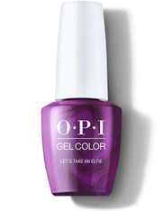 OPI Gelcolor - Let's Take an Elfie (HP M09)