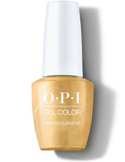 OPI Gelcolor - This Gold Sleighs Me (HP M05)
