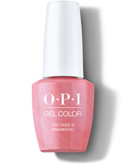 OPI Gelcolor - This Shade is Ornamental (HP M03)