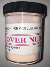 Rose Acrylic Powder - Cover Nude (3oz)
