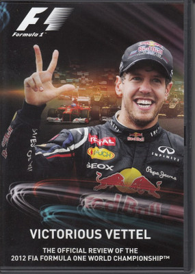Formula One 2012 The Official Review (2 DVD Set)