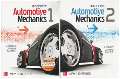 Automotive Mechanics 2 Volume Set (9th edition)