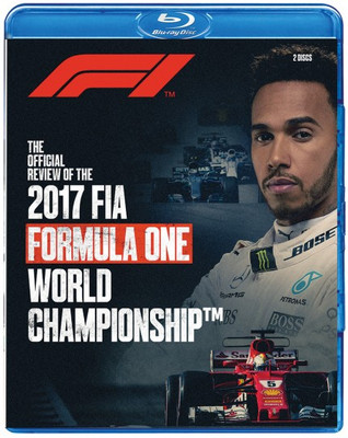 F1 2017 Official Review (286 Mins) Blu-ray