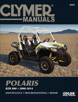 Polaris RZR 800 2008 - 2014 Workshop Manual