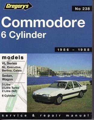 Holden 6 cylinder hk ht hg 1968 1971 workshop manual holden commodore 6 cylinder vl series 1986 1988 workshop manual sciox Gallery